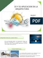 Trabajo Adicional Dclima Frio y Su Aplicacion en La Arquitectura