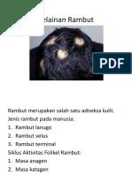 Kelainan Rambut