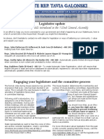 Galonski October ENL 2017 - Legislative Update