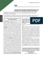 Gastroenterology Volume 145 Issue 3 2013 [Doi 10.1053%2Fj.gastro.2013.05.042] Mudaliar, Sunder; Henry, Robert R.; Sanyal, Arun J.; Morrow, Lin -- Efficacy and Safety of the Farnesoid X Receptor Agonis