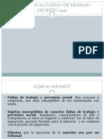 presentacion reformas