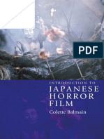 BALMAIN, Colette - Introduction To Japanese Horror Film.pdf