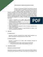 Taller 3. Caracterizacion y Generacion de Residuos Solidos