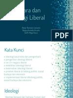 Negara Dan Ideologi Liberal