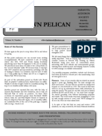 April/May 2008 Brown Pelican Sarasota Audubon Society