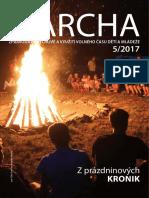 Archa 2017/5 – Z prázdninových kronik