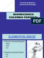Biomecanica Col Cervical