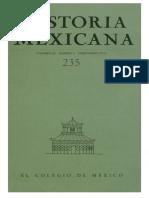 Historia Mexicana 235 Volumen 59 Número 3.pdf