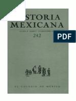 Historia Mexicana 242 Volumen 61 Número 2.pdf