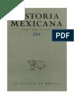 Historia Mexicana 244 Volumen 61 Número 4.pdf