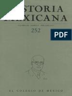 Historia Mexicana 252 Volumen 63 Número 4.pdf