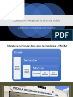Curriculum Integrado - Farmacia