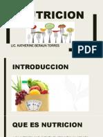 CLASE 1 Nutricion