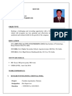 Krishnan CV
