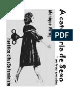 Monique Wittig - A Categoria do Sexo.pdf
