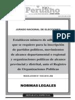 Datos Para Elecciones