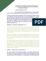 Speech for Oral Presentation Management
