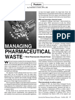 Managing p Harm Waste