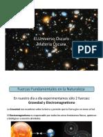 Universo Oscuro Clase Nº 2