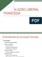 A Revolução Liberal Francesa