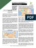 Semana 16 - Geografia II - Fragmentação Da Urss - Trigueiro