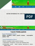 Sistem Informasi Hiv-Aids Dan Ims (Siha)