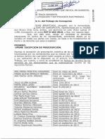 Contestación Concepción