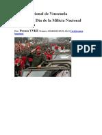 Milicia Nacional de Venezuela