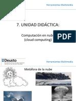 UD7 Computacion en Nube