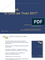 Chartbook In Gold We Trust 2017