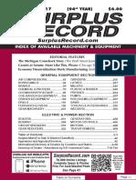 3e531c24f9 November 2017 Surplus Record Machinery   Equipment Directory ...