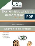 examenfsicotorcicoyruidosrespiratorios-140831212625-phpapp01