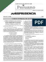 X Pleno Jurisdiccional Penal