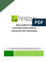6ReglamentodeConstruccionparaelMunicipiodeTapachula