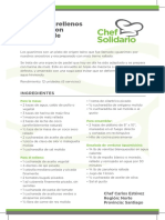 Receta Chef Solidario