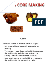Core and Core Making
