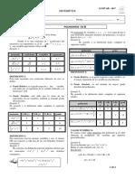 Ficha 8 Polinomios en R 2016