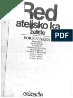 Boris Senker - Redateljsko Kazalište