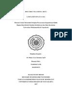 BST Limfadenopati Coli