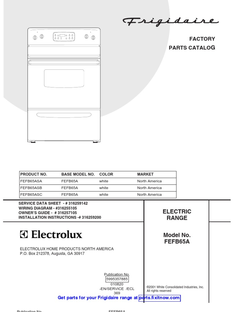 gas dryer wiring diagram in addition fisher paykel gwl repair frigidaire  range fefb65asc parts list and  electrolux