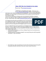Cara Download SlideShare (PDF File) Save Disabled by the Author .doc