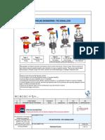 PE Pig Signallers Types Summary