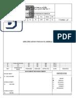 Igat6 d Pl Pi Spc 0003 Rev02 Spec for Rock Shield