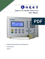 BCS100 Height Controller User Manual