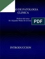Curso de Patologia Clinica i Introducción y Toma de Muestra (1)