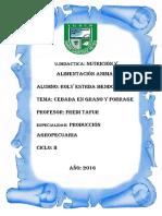 SEBADA Informacion