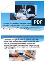 Exposicion de E - Business