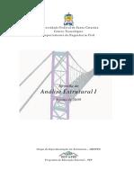 [Apostila] Análise Estrutural I - GRUPEX, Grupo de Experimentação Em Estruturas