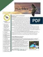 September 2006 Warbler Newsletter Broward County Audubon Society