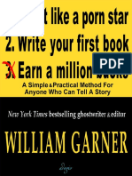 How to Wirte Your First Book by William Garner
